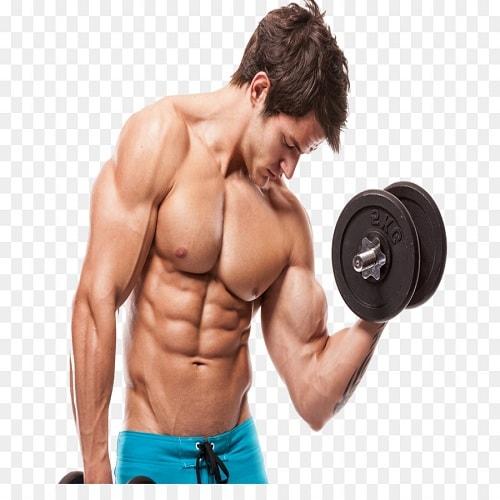 افزایش حجم عضلانی