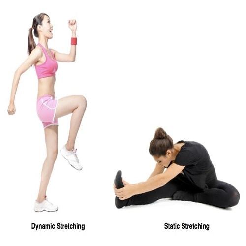 حرکات کششی، قبل و بعد تمرین بدنسازی انجام دهیم؟