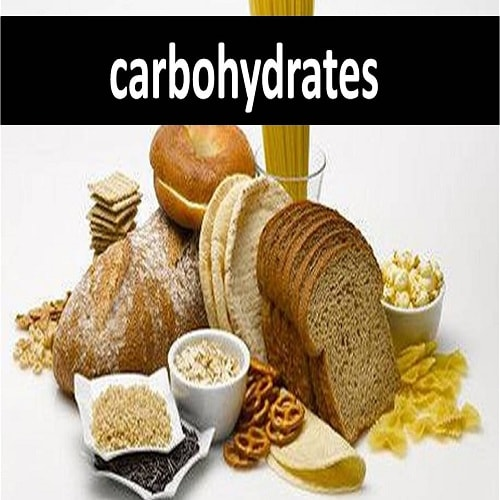 کربوهیدرات برای افزایش حجم
