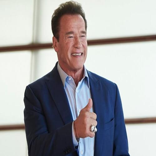سخنرانی انگیزشی 5 قانون موفقیت آرنولد شوارتزنگر