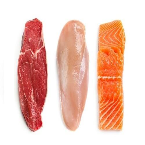مقدار پروتئین موردنیاز
