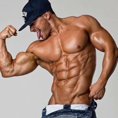 ضعیف ترین عضله بدنسازها