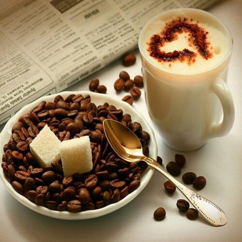 قهوه برای بدنسازی