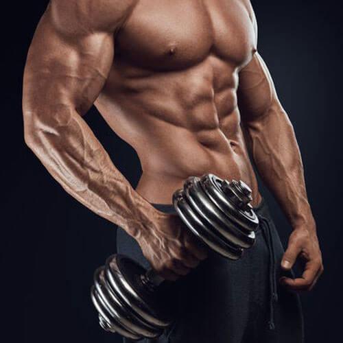 فواید ورزش با وزنه