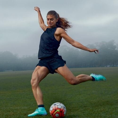 گلیکوژن عضلات در فوتبال
